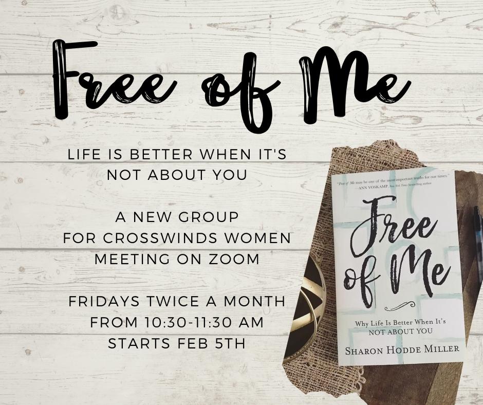 Free of Me Ad